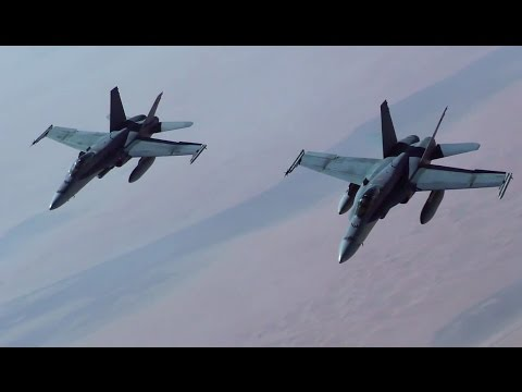 Fighter Jets From Egypt, Morocco, Australia, France