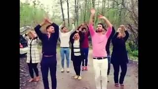 رقص در شمال رقص ایرانی