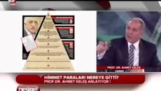 Ahmet Keleş    Fethullah Gülen'in Beyin Yıkama Seansları