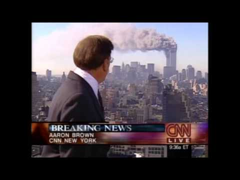 September 11th As It Happened The Definitive Live News Montage