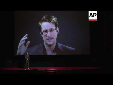 Edward Snowden on Trump victory