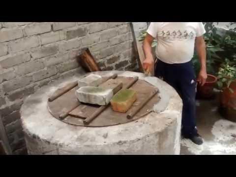 Como se hace barbacoa de horno de hoyo en la tierra - Como hacer un barbacoa ...