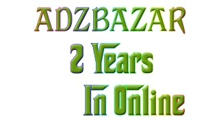 Adzbazar Bangla Tutorial Earn 5$-20$(maximum) everyday