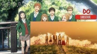 Orange : Mirai (Full Movie English SUB)  ✔