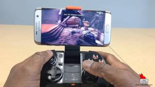 How To Setup The Moga Pro Power Gamepad on The Samsung Galaxy S7