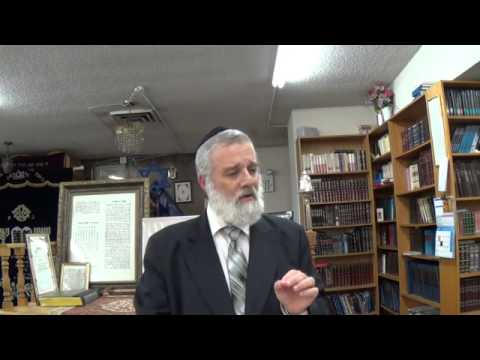 Tehilim (Psalms) Lecture 2 - Chapter 1