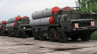 Iran Just Got s 400 anti aircraft Missile System From Russia HD