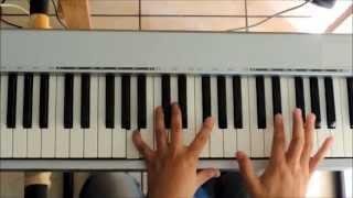 hossana marco barrientos tutorial piano