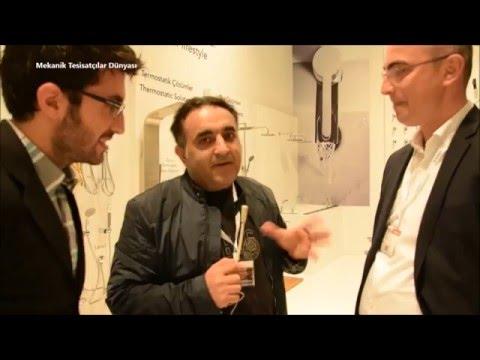 Unicera ADELL standında takipçimiz İş adamı ve Mühendisimizle röportajımız