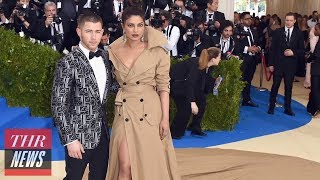 Priyanka Chopra Shows Off Her Blingy Engagement Ring on Instagram -- Check It Out! | THR News