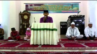 isra' mi'raj-qori yasri muhammad
