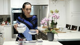 How I Make Aromatic Tea - Heghineh Cooking Show