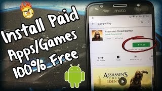 Download/Install Paid Android Apps/Games For Free 100% Legally 2019 | No Root Required | Must Try 😍