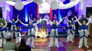 Danza Makkedesh- Me Paro en la brecha Nancy Amancio-5to Aniversario Arias Córdoba