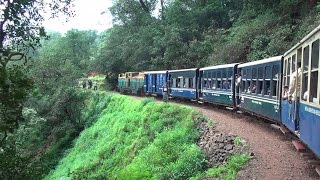 Absolutely Wonderful Monsoon Entire Journey Coverage aboard Matheran Hill Railway Toy Train