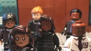 flash season 4 lego trailer