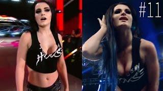 WWE Diva Paige Hot Compilation - 11