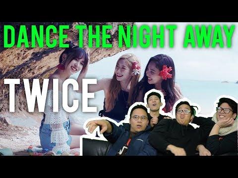 """트와이스 TWICE """"DANCE THE NIGHT AWAY"""" (MV Reaction)"""