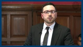 Adam Deen | Islam Is A Peaceful Religion | Oxford Union