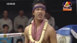 Khmer ចាន់ ប៊ុនហឿន VsHarchhlarm ថៃ, Kun Khmer, Bayon Boxing