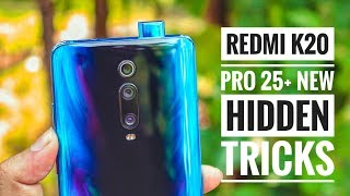 25+ Hidden Features of Redmi K20 Pro | New Tips and Tricks | By TubeTech