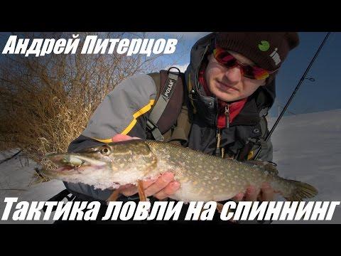 андрей питерцов ловля щуки видео