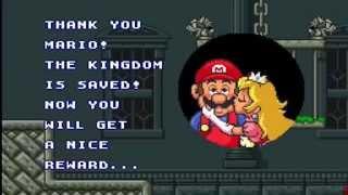 Super Mario Bros Hack - Son of a Peach