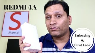 Xiaomi REDMI 4A | New Budget Killer ? | Sharmaji Technical