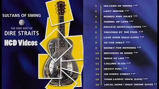 The Best Of Dire Straits - Full Album