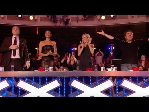 14.y.o Girl Leaving the Judges Open Mouthed With Her Talented Voice Week 6 BGT 2017