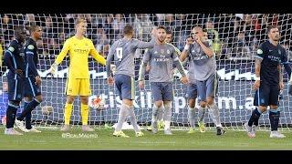 GOL de Pepe (0-3): Manchester City vs Real Madrid