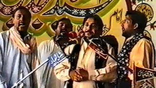 Zakir Zulfiqar Khan Baloch of Chiniot | 25th Muharram 2002 at Dhudial, Chakwal