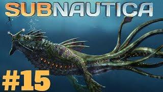 Subnautica PL #15 - Sea Dragon i Reaktor Prekursorów w Inactive Lava Zone
