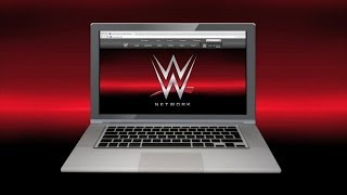 WWE Network Demonstration
