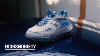 Introducing Shoes 53045, a New Sneaker Brand from the Triple S Co-Designer