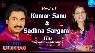 Best of Kumar Sanu & Sadhna Sargam Bollywood Jukebox Hindi Songs