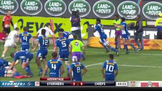 2017 Super Rugby QF: Stormers v Chiefs