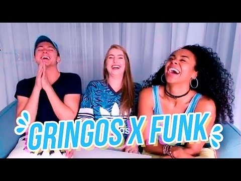 AMERICANOS REAGINDO AOS FUNKS PROIBIDÕES 🔞 ft. DamonAndJo