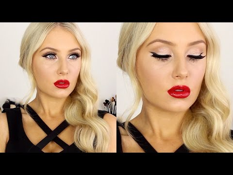 Xxx Mp4 Sexy Modern Pin Up Makeup Hair Tutorial 3gp Sex