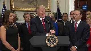 President Trump begins undoing Obamacare