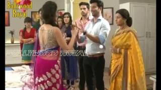 On Location Of TV Serial 'Thapki Pyar Ki' Quarrel Between Dhruv & Shraddha