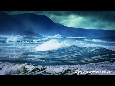 Xxx Mp4 Rain Sounds For Relaxation With Ocean Waves Sleep Or Study With Nature White Noise 10 Hours 3gp Sex