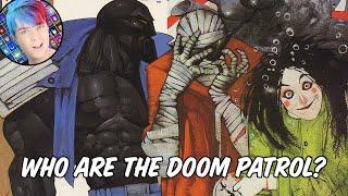 Who are The Doom Patrol?