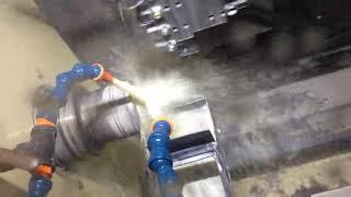 müga Werkzeugmaschinen GmbH XP4-42 SM Baujahr 2006 IKZ KADIGO Werkzeugüberwachung