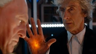 The First Doctor Enters The Twelfth Doctor's TARDIS | Christmas Special Preview | Doctor Who | BBC
