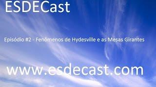 ESDECast #02 - Fenomenos de Hydesville e mesas girantes