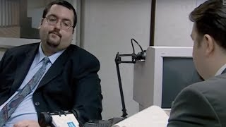 Big Keith's Appraisal | The Office | BBC Studios