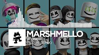 Marshmello - Alone (Slushii Remix) [Monstercat EP Release]