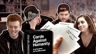 CARDS AGAINST HUMANITY! w/ Adam, Red, Preston and MKTheWorst!