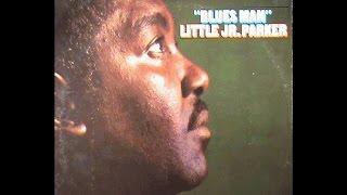 """Little Jr. Parker  """"Blues Man"""" 1969 Complete album"""